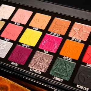 Jeffree Star Conspiracy Palette (NEW)